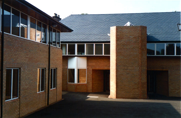 Taunton Junior School Middle School Building